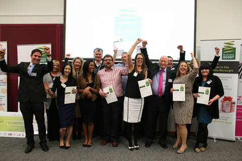 Business Boost 2013 Winners