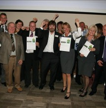 Business Boost 2010 Winners