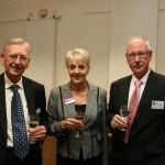 Bernard Lovatt, Daryl Williams - Staffordshire Chambers of COmmerce, Bob Blackshaw - Barringtons