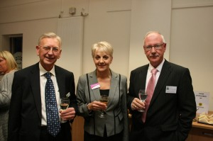 Bernard Lovatt, Daryl Williams - Staffordshire Chambers of COmmerce, Bob Blackshaw - Barringtons
