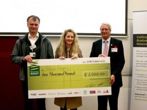 Purple Energy - Winners of the Customer Focus category