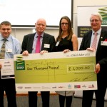 Tolerant Systems - Winners of the Judges' Special Award