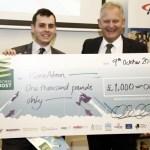 Kaneatron - Winner of the Entrepreneurial Spirit Award