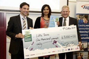 Little Trove - Winner of the Social Enterprise Award