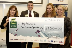 AdgiftsOnline.com - Winners of the Impact on the Borough Award