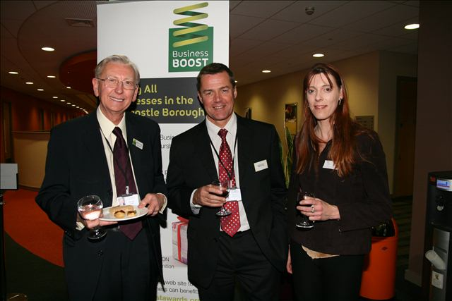 Guests at the Awards Evening hosted at NULC